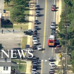 ABC News Live: Shooting at senior living building in Maryland leaves at least 2 dead