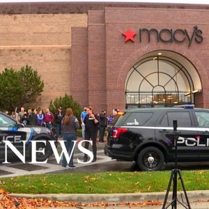 2 killed, 4 injured in shooting at Boise mall l GMA