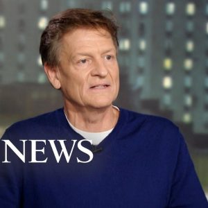 Author Michael Lewis: 'We're playing Russian roulette with evolution'