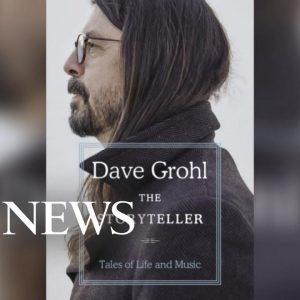 Dave Grohl says he needed music 'to heal me' after Kurt Cobain's death