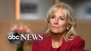 Jill Biden opens up to Robin Roberts about her breast cancer advocacy efforts