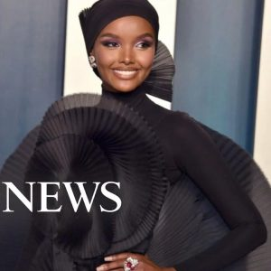 'Don't change yourself, change the game,' says 1st hijab-wearing supermodel