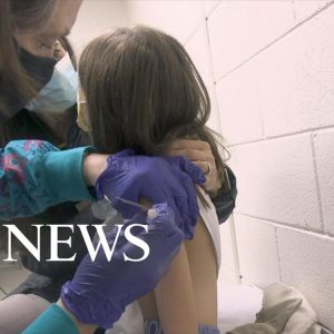 Pfizer applies for authorization of vaccines for kids 5 to 11 years old