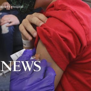 Moderna says low dose of vaccine safe, effective in children 6 to 11