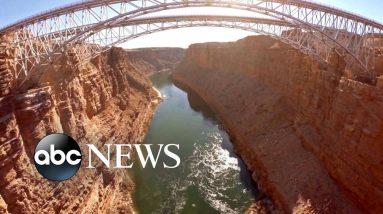 Native American tribes plea for help as Colorado River dries up