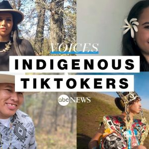 Indigenous TikTokers use platform to celebrate their culture l ABC News