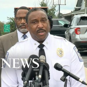 Police give update on Maryland senior living facility shooting