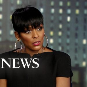 Tamron Hall's new book puts spotlight on missing kids of color