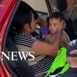 Texas boy found alive after missing for 4 days