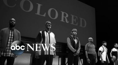 'Thoughts of a Colored Man' cast says breaking barriers on Broadway is 'healing'