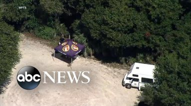 Apparent human remains found in search for Brian Laundrie at nature preserve: FBI