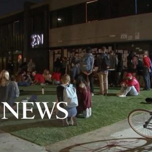 USC suspends fraternity amid student protests